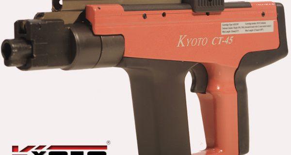 تفنگ میخکوب کیوتو